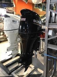 motor suzuki 115 hp 4 tiempos  oferta real stock disponible