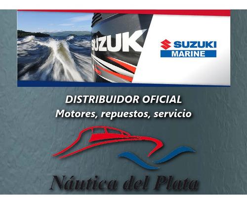 motor suzuki 150 hp 4t  0 hs distribuidor nautica del plata