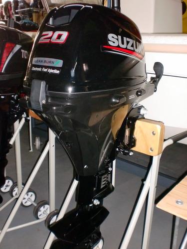motor suzuki 20 hp 4 tiempos df20a 0 km quilmes