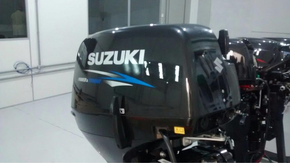 Motor Suzuki 20 Hp Com Inje O Eletr Nica 4 Tempos New