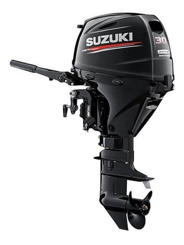 motor suzuki 30 hp 4t pata larga arranque manual oferta