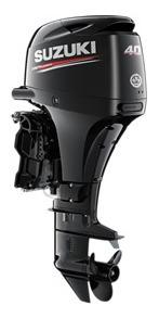 motor suzuki 40 hp 4t  0 hs distribuidor nautica del plata