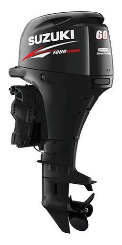 motor suzuki 60 hp 4t  0 hs distribuidor nautica del plata