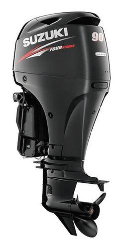 motor suzuki 90 hp 4t  0 hs distribuidor nautica del plata