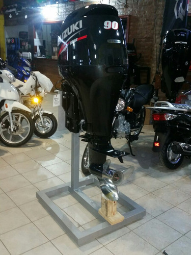 motor suzuki 90 hp 4t.,