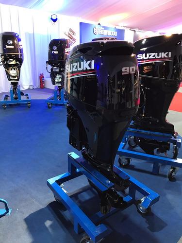 motor suzuki 90 hp 4t., promo