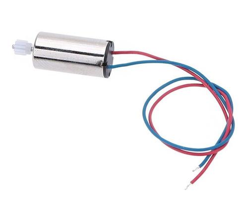 motor syma x5sw / x5sc fio vermelho e azul pronta entrega
