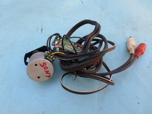 motor toca disco sayo m9113t13-6 / 9v.12v.cw