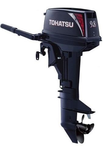 motor tohatsu 9.8 2 tiempos pata corta modelo nuevo.