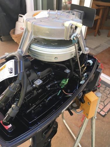 motor tohatsu con muy poco uso 860.000.