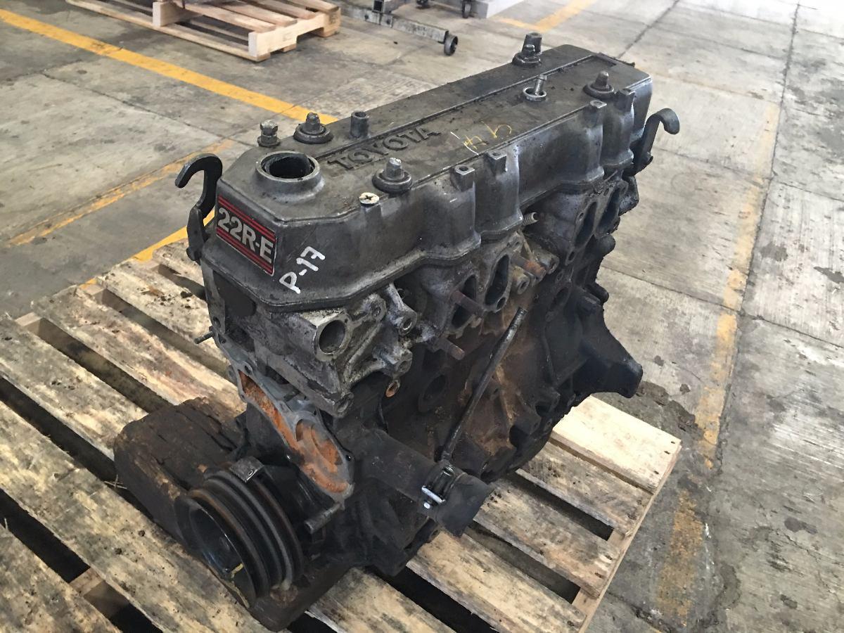 Motor Toyota 2 4 22r 1983 A 1997 14 En Mercado