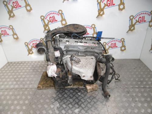 motor toyota corolla - 1600 - 16 valvulas- nafta