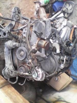 motor toyota higlander 2001