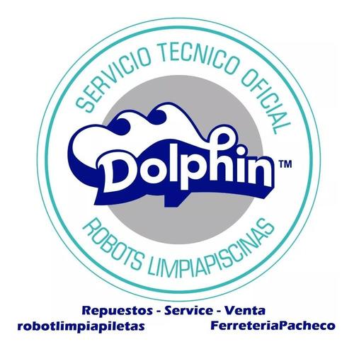motor traccion dolphin s300i 9991210 recambio