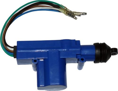 motor travas elétricas p/ carro universal 5 fios - mestra