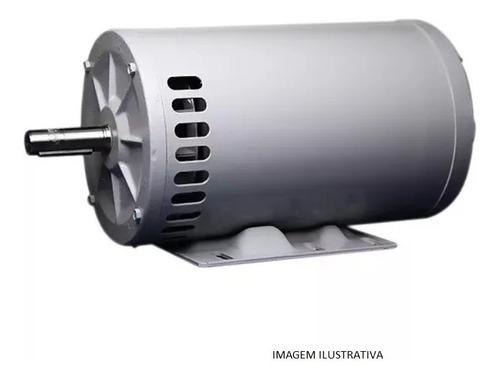 motor trifásico (220/380)v 5 cv 2 polos aberto - nova