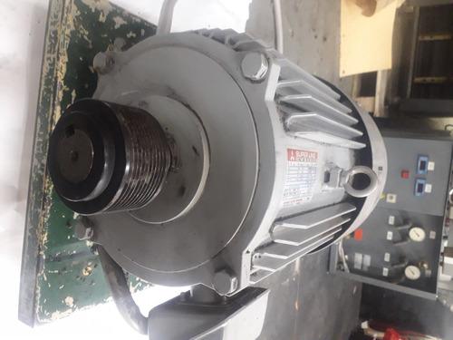motor trifasico 5.5 kw con freno magnetico