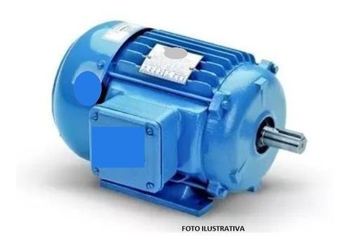 motor trifásico blindado 1.0 cv 2p(3425rpm) weg