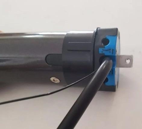 Motor tubular de 20 nm para persiana integrada controle - Motor tubular para persianas ...
