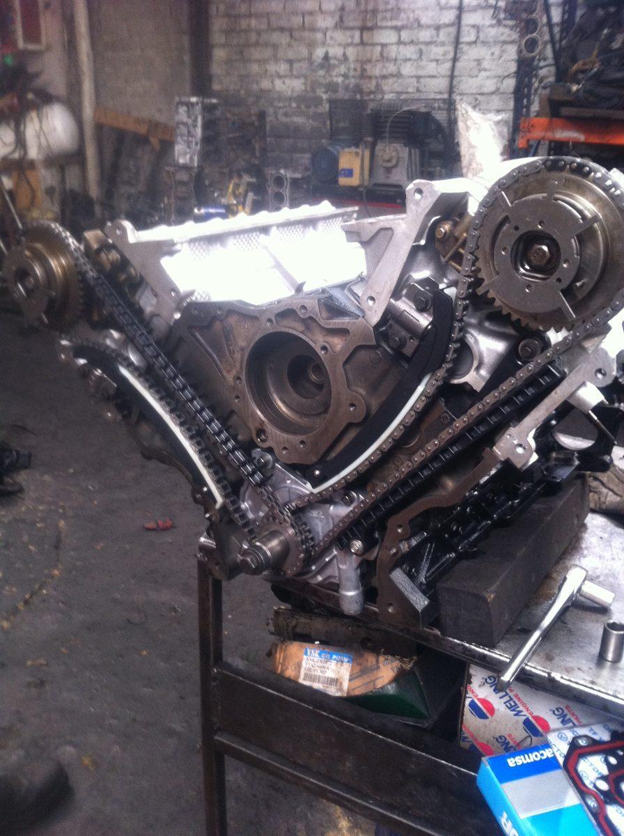Motor V10 Triton 6 8 Lts Ford 450 30 Val Remanufacturado
