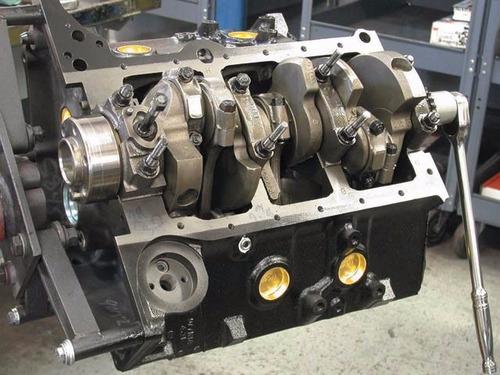 motor v6 4.3 mercruiser o volvo penta bolck recambio