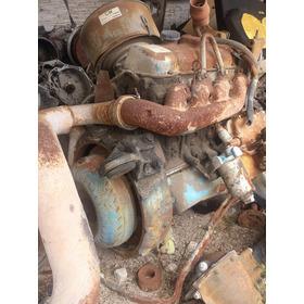 Motor V8 Diesel Da Gmc  Com Cambio Automático