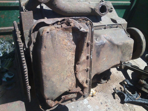 motor v8 lincoln flathead 337