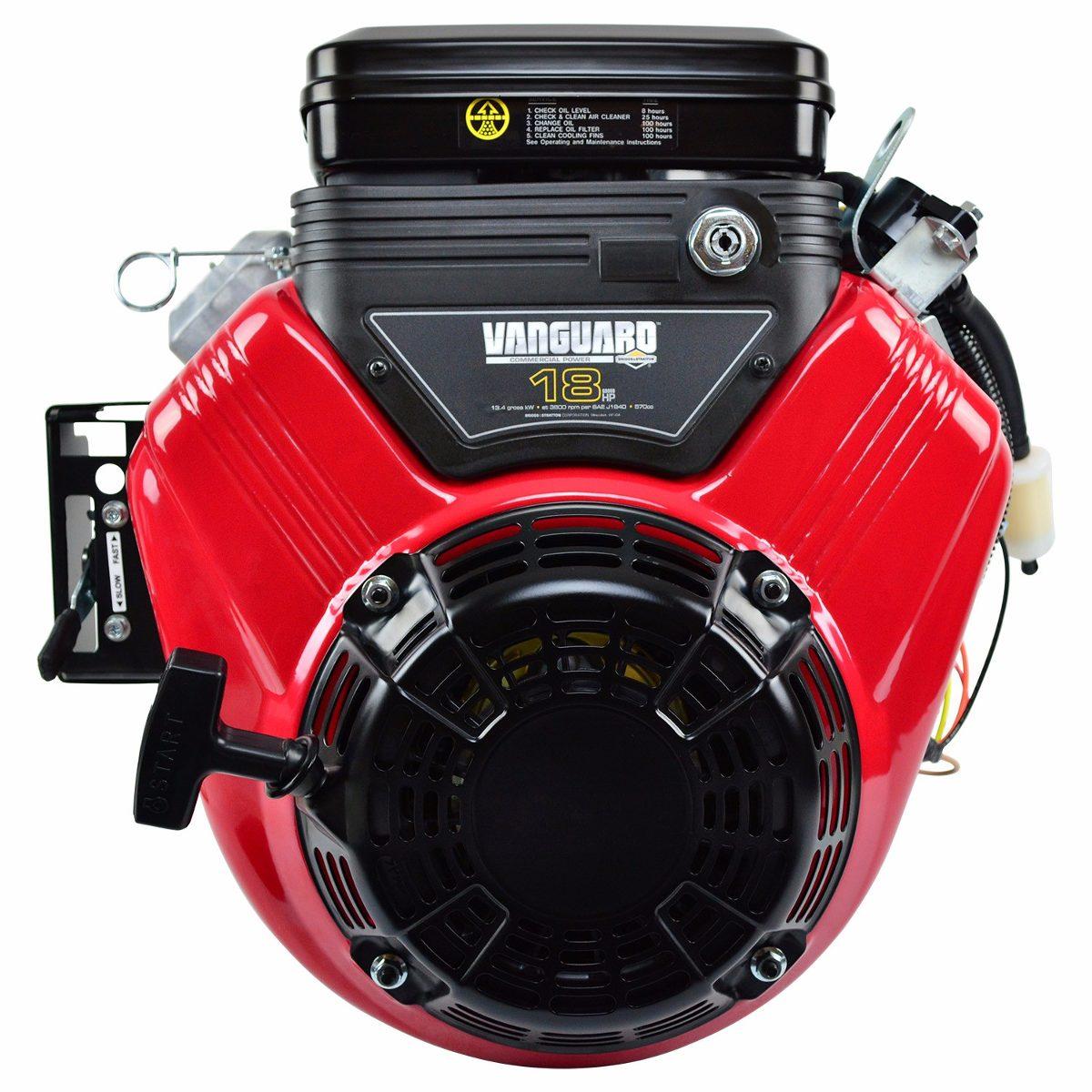 Motor Vanguard Briggs U0026stratton 356447 De 18 Hp Env U00edo