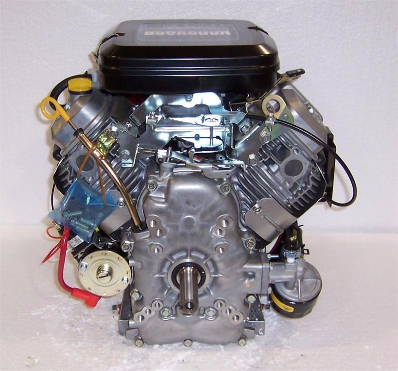 Motor Vanguard Horizontal À Gasolina Briggs 23 Hp Promoção ...