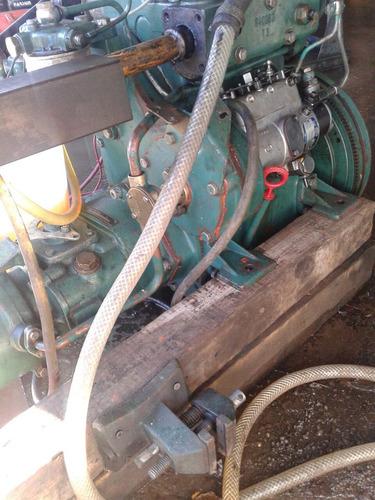 motor velero diesel volvo md7a