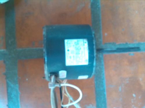 motor ventilador 1/3 hp, 220 volt, 1075 rpm