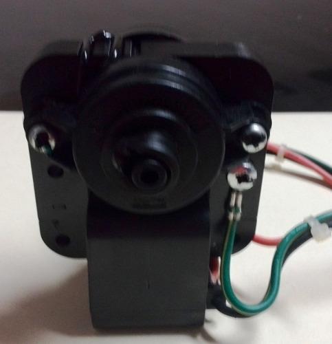 motor ventilador 200d2940p016 evaporador nevera mabe y ge