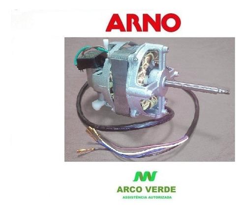 motor ventilador 40cm turbo silêncio sf40 / ts40 arno 127v