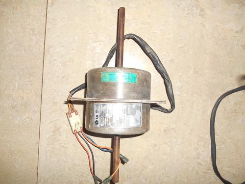 motor ventilador aire  ventana lg