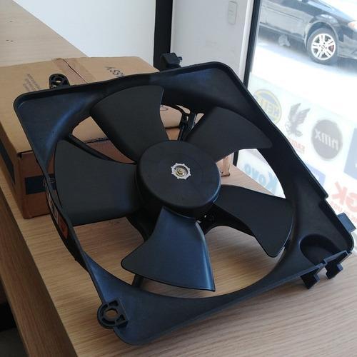 motor ventilador chevrolet aveo con aire acondicionado
