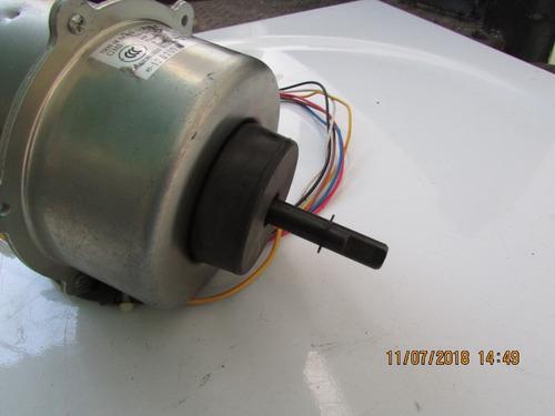 motor ventilador de a/a de ventana general electric samsung