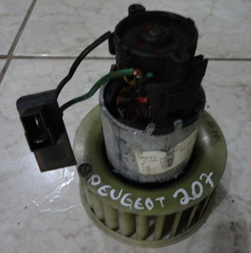 motor / ventilador de ar forçado peugeot 207 original