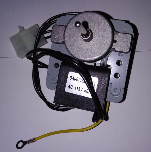 motor ventilador indurama genérico