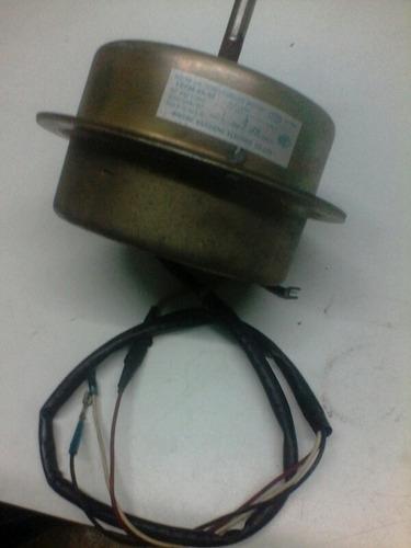 motor ventilador lg original 68w. a/a split 24 y 36000 btu