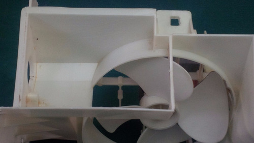 motor ventilador microonda con base original