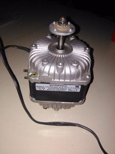 motor ventilador motorvenca  34w 110 /115 v rev-6603