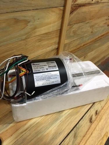 motor ventilador para condensadora 3/4 hp 1075 rpm