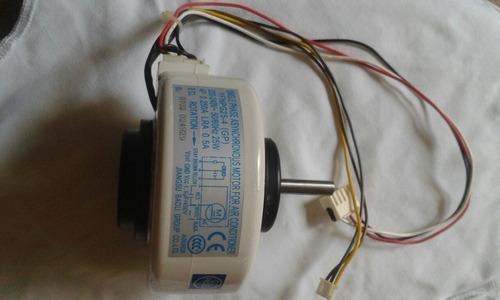 motor ventilador soplador split. 25w