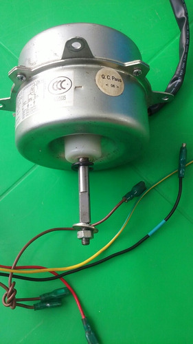 motor ventilador split