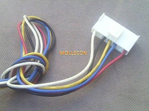 motor ventilador turbina consola split ydk12-4 12w 220v