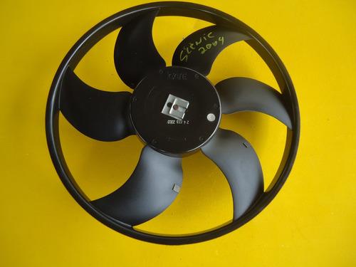 motor ventoinha do radiador scenic 1.6 16v -2001/2005