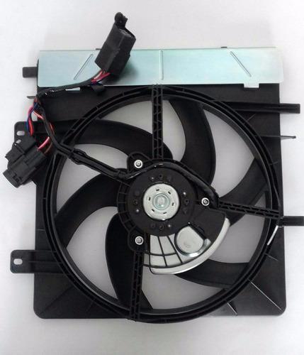 motor ventoinha radiacor citroen c3 1.4 1.6 com modulo  e801