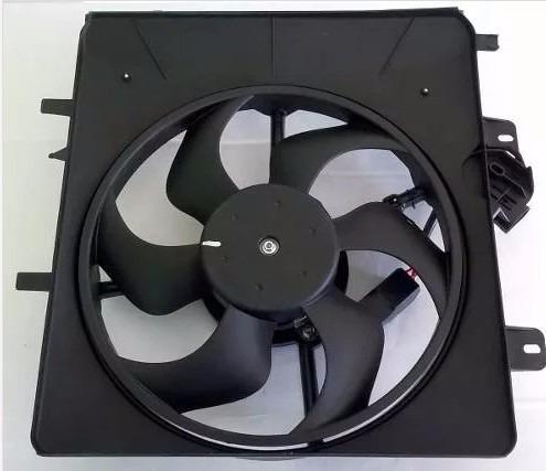 motor ventoinha radiador citroen c3  com modulo e133