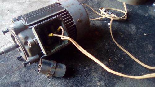 motor vertical monofasico de 1.5 hp de 3500 rpm siemens