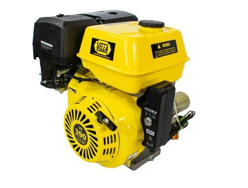 motor villa naftero ohv vx-390  13 hp   con arr eléctrico